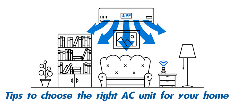 Tips to choose right AC