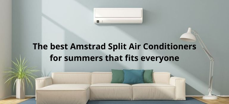 Amstrad Split Air Conditioners for summers price in India