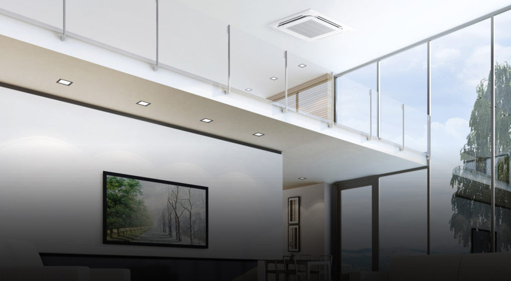 Ceiling Cassette Air conditioners in 2020 price