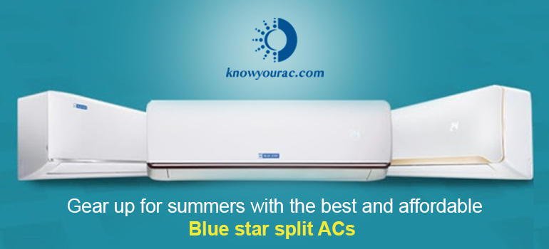 Blue star AC for summer
