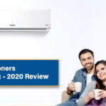 Top 5 Air Conditioners with 5 Star Rating - 2020 Review