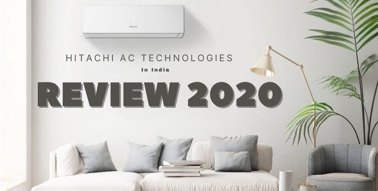 Hitachi AC Technologies in India - Review 2020